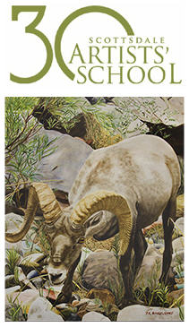 Scottsdale Artists' School Celebrating 30 Years Student Exhibit