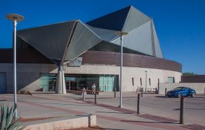 Tempe Center for the Arts - Main Entrance