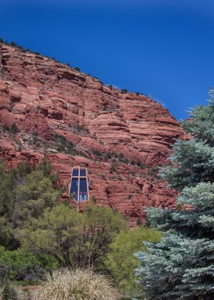 The Chapel in Sedona